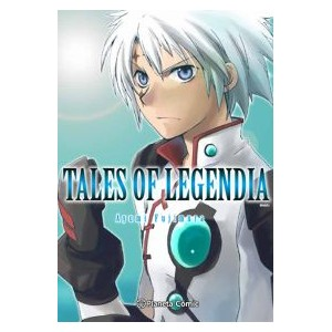 Tales of Legendia nº 01