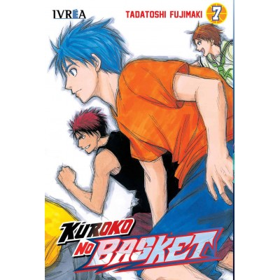 Kuroko no Basket nº 07