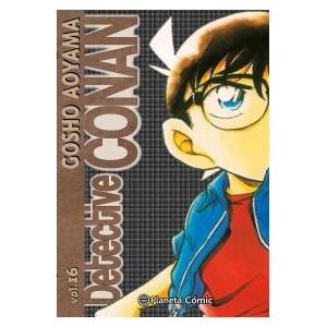 Detective Conan Kanzenban nº 16