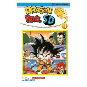 Dragon Ball SD nº 03