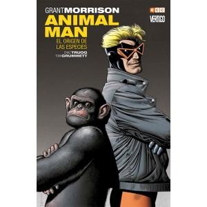 Animal Man de Grant Morrison Libro 02