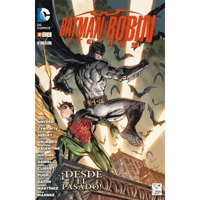 Batman y Robin Eternos nº 02