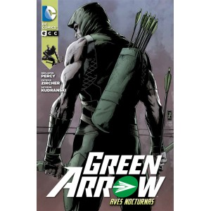 GREEN ARROW 07 AVES NOCTURNAS