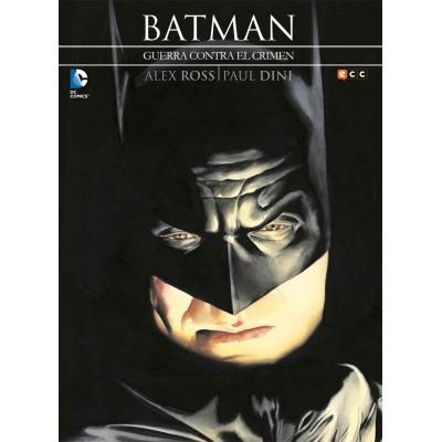 Batman-Guerra contra el crimen