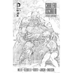 Caballero Oscuro III: La Raza Superior nº 01 (Cartoné)