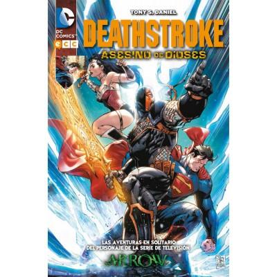 Deathstroke: ASESINO DE DIOSES