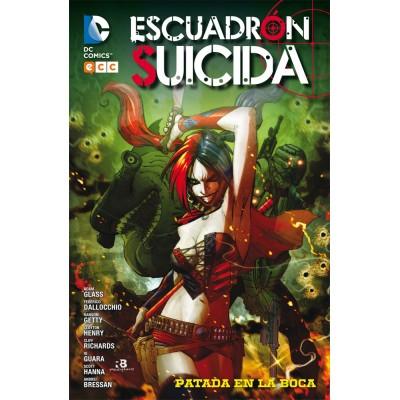 Escuadrón Suicida - Patada en la Boca