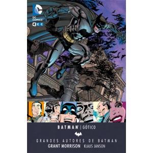 Grandes autores de Batman: Gran Morrison - Gotico