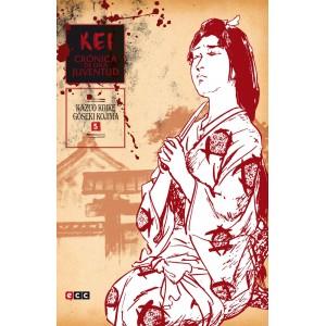Kei, crónica de una juventud nº 05