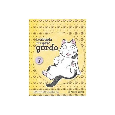 La Abuela y su Gato Gordo nº 07