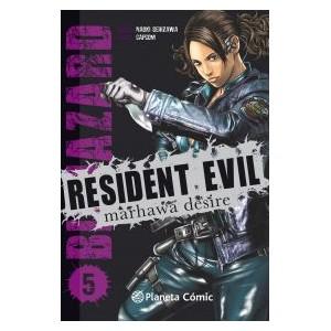 Resident Evil nº 05