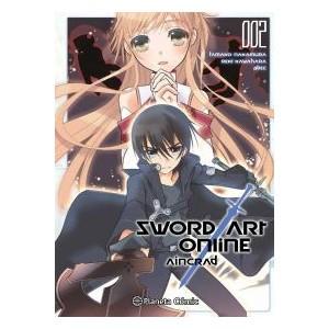 Sword Art Online aincrad 02