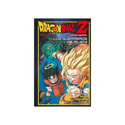 Dragon Ball Z Los Guerreros de Plata