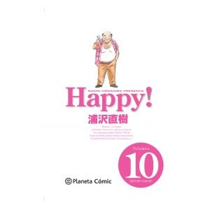 Happy! nº 10