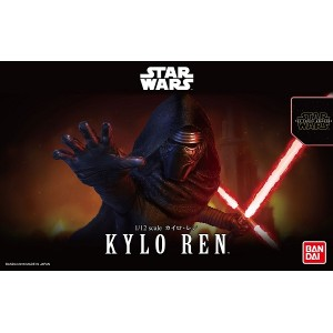 STAR WARS THE FORCE AWAKENS KYLO REN 1/12