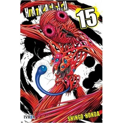 Hakaiju nº 15