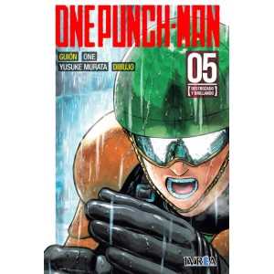 One Punch-man nº 05