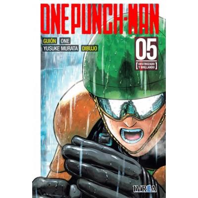 One Punch-man nº 05