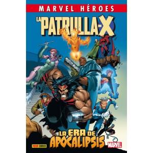 Marvel Héroes 71. La Patrulla-x: La Era de Apocalipsis - Alpha