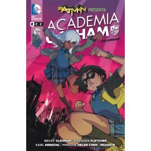 batman academia gotham calamidad