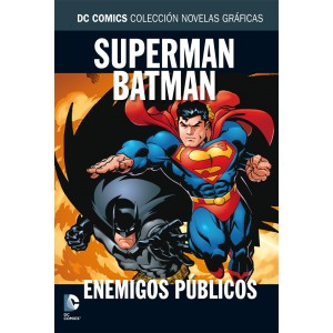 Batman Superman Enemigos Publicos