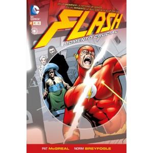 Flash - momento crucial