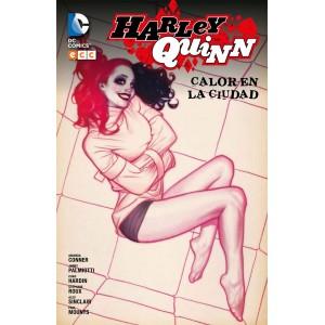 harley quinn - Calor en la Ciudad