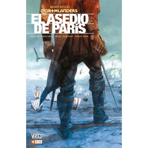 Northlanders: El Asedio de Paris