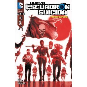 Nuevo Escuadrón Suicida - Monstruos