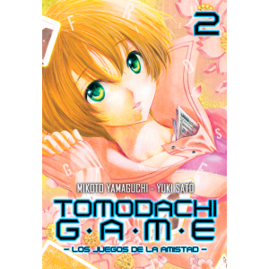 Tomodachi Game nº 02