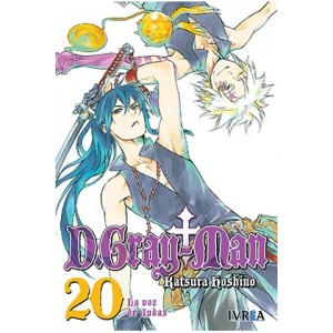D.Gray-man nº 20