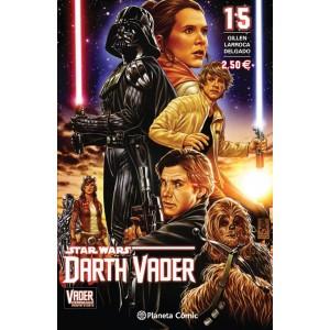 Darth Vader nº 16 (Vader derribado 6 de 6)