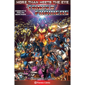 Transformers: More than meets the eye nº03