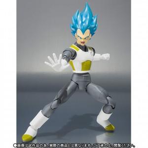 Dragon Ball Super SH Figuarts - Vegeta SSJ God SS