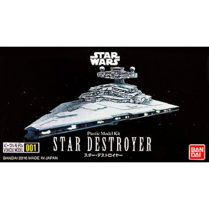 Star Wars Vehicle Model - Star Destroyer