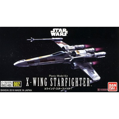 Star Wars Vehicle Model - X-Wing Starfighter