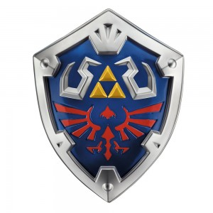 Legend of Zelda Skyward Sword Réplica Plástico - Link's Hylian Shield