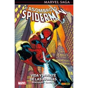 Asombroso Spiderman 03. Vida y Muerte de la Araña  (Marvel Saga 10)