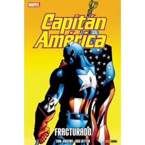 100% Marvel. Capitan America: Fracturado