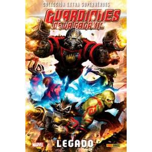 Guardianes de la Galaxia. Legado