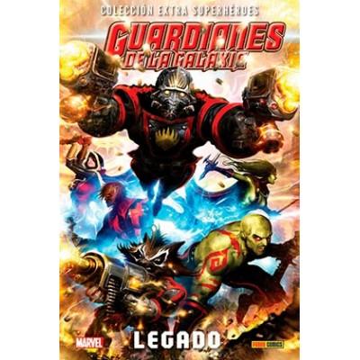 guardianes de la galaxia.legado