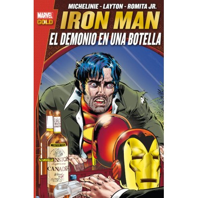 iron-man-demonio-en-una-botella (Marvel Gold)
