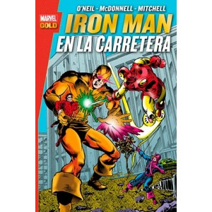 Iron Man. En la Carretera (Marvel Gold)
