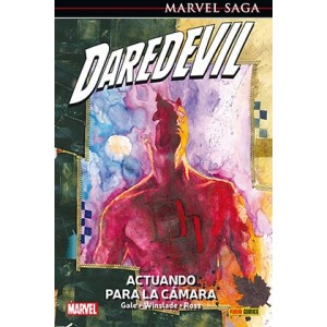 Marvel Saga 9. Daredevil 4 Actuando para la cámara