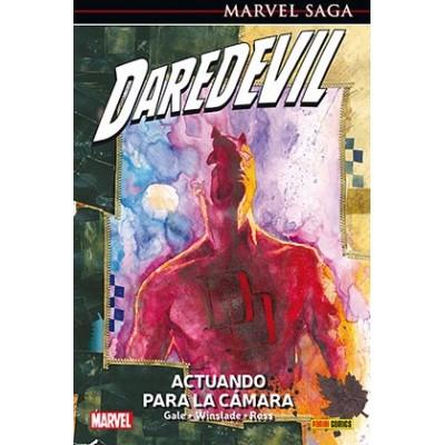 Daredevil 09: Actuando para la camara (Marvel Saga 09)