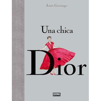Una chica Dior