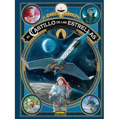El castillo de las estrellas nº 02: Los caballeros del Eter