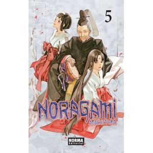 Noragami nº 05