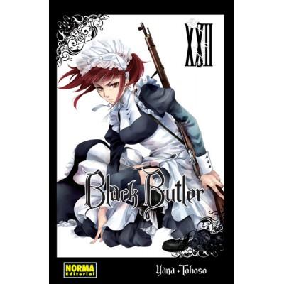 Black Butler nº 22