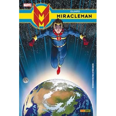 Miracleman de Neil Gaiman y Mark Buckingham